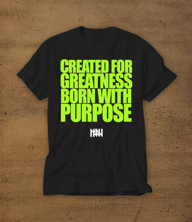 Unisex / Greatness & Purpose Tee