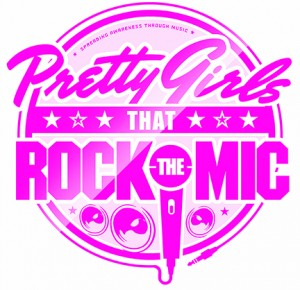 pretty girl logo